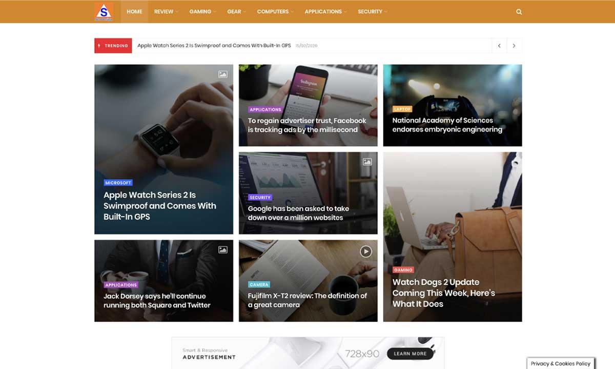 เว็บบทความ Snetdesign