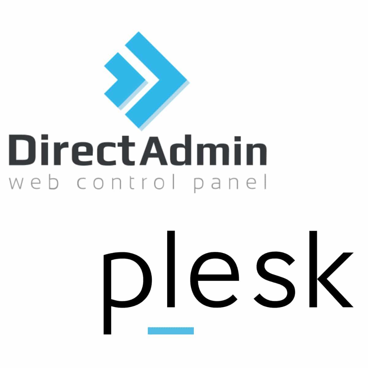 Plesk Directadmin